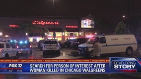 Woman shot dead in Walgreens in Chicago after being confronted for shoplifting