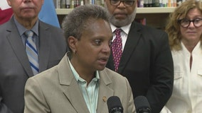 Mayor Lightfoot plans for pension boost from Chicago casino