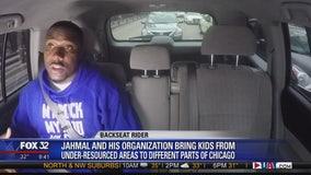 Backseat Rider: Jahmal Cole talks Facebook fellowship