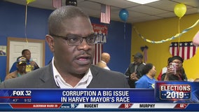 Harvey elects new mayor, Christopher Clark