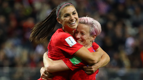 U.S. takes down Thailand 13-0 in record-breaking first Women's World Cup match