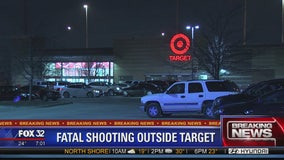 Police: Man shot to death in Target parking lot