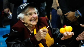 Sister Jean, Loyola Ramblers feted at Illinois state Capitol
