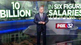 Dennis Welsh Editorial: $10 billion in six-figure salaries