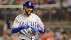 Cubs trade Kris Bryant to Giants