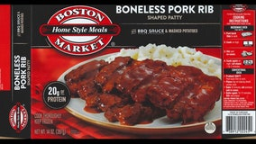 86 tons of Boston Market frozen meals recalled for possible glass, plastic contamination
