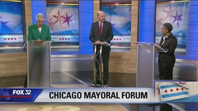 FOX 32 Chicago Mayoral Forum: Lori Lightfoot vs. Toni Preckwinkle