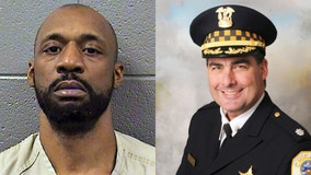 Jury finds man charged with killing CPD commander guilty of first-degree murder