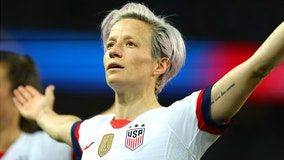 Megan Rapinoe says 'not many, if any' US women's soccer players would attend White House