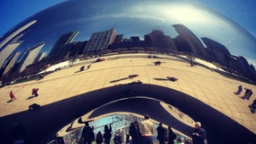 "City closes the ""Bean"" to visitors because of coronavirus concerns"