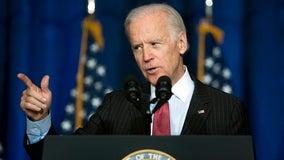 Biden says Trump making America less secure, less respected