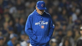 Manager Joe Maddon won't be back with Cubs next season