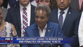 Mayor Lightfoot wants to reduce fees and penalties for parking tickets