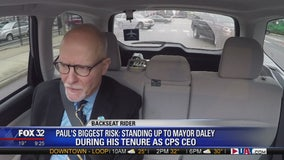 Backseat Rider: Paul Vallas talks influences, tenure as CPS CEO