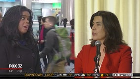 Anita Alvarez threatens to sue successor Kim Foxx