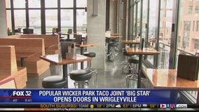 Popular Wicker Park taco joint opens doors in Wrigleyville