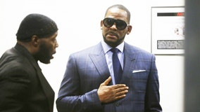 Singer R. Kelly charged with paying bribe before marrying Aaliyah