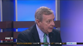 Sen. Durbin responds to Trump's $1.1 trillion budget plan