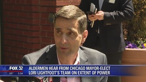 Aldermen at odds with Lori Lightfoot over extent of power executive order