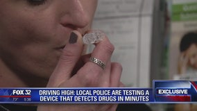 Driving High: Police are testing a device that detects drugs in minutes (Preview)