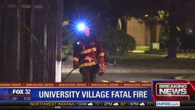 68-year-old man dies in University Village fire