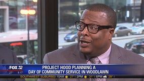 Project Hood leading 'Day of Community Service' in Woodlawn