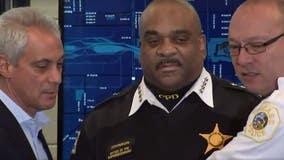 Supt. Eddie Johnson falls ill at Chicago police presser