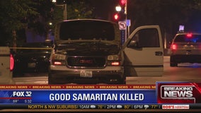 Man shot, killed after chasing down hit-and-run driver in Chatham
