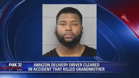 Amazon delivery driver cleared in accident that killed grandmother