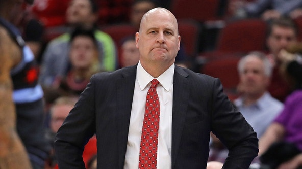 Bulls fire coach Jim Boylen after missing playoffs again