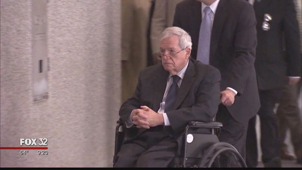 Dennis Hastert's settlement with accuser to be finalized Monday