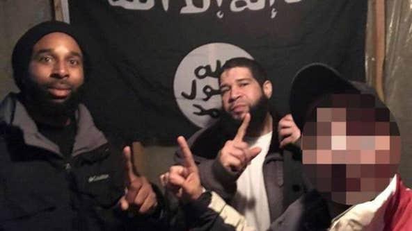 Zion man turned wannabe ISIS terrorist sentenced, tells judge he's a big 'teddy bear'