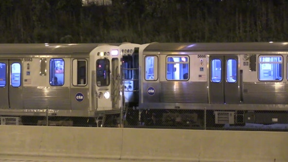 Man hit by CTA train at Armitage station