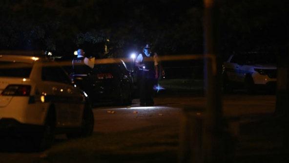 14-year-old boy, 39-year-old woman shot in Washington Park