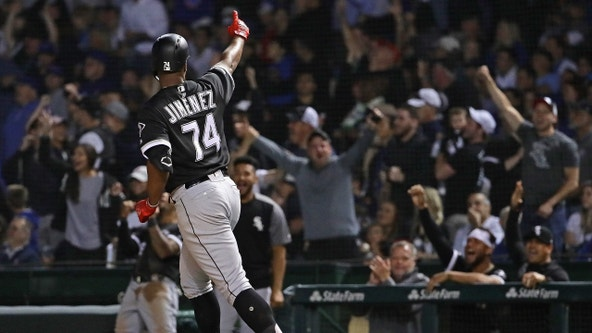 Chisox slugger Jiménez hopes to improve on solid rookie year