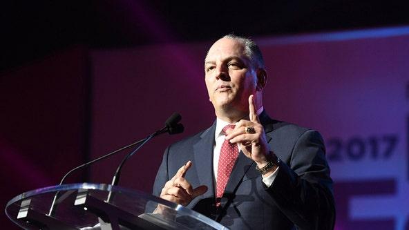 Voters re-elect Democrat Louisiana Gov. John Bel Edwards