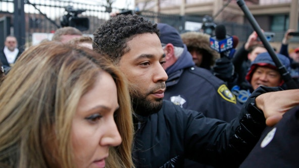 Jussie Smollett's image takes new hit with revived charges in Chicago
