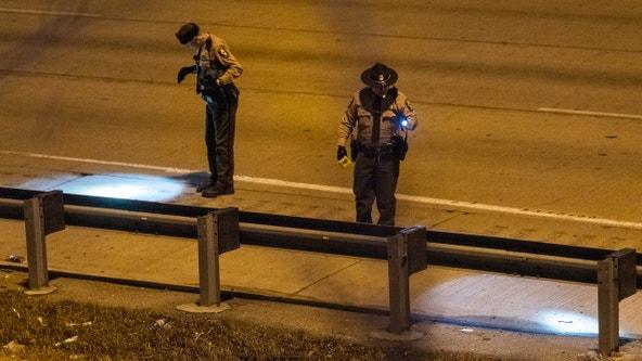 Carjacker arrested after smashing stolen Dodge Durango on I-94