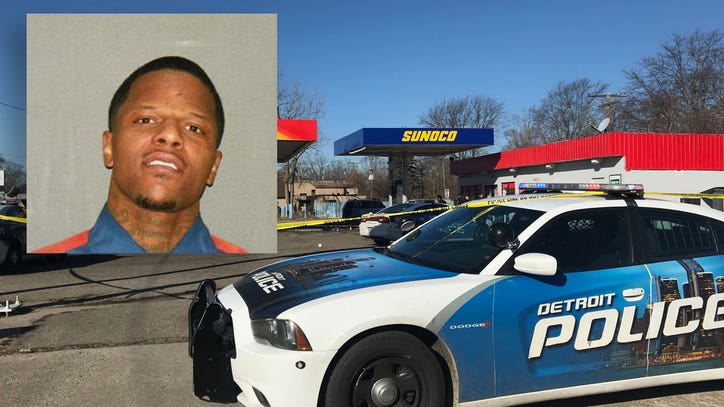3 killed in gas station shooting on Fenkell, 4th killed