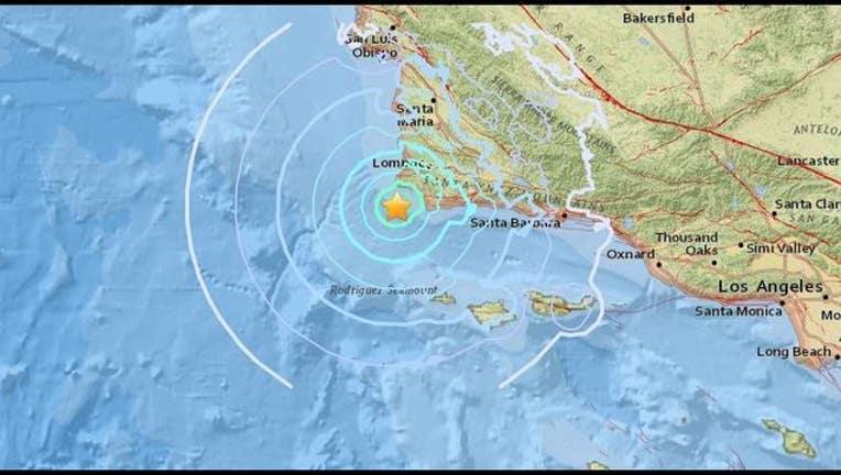 4.3 magnitude earthquake strikes off California coast near Santa Barbara-407068.jpg