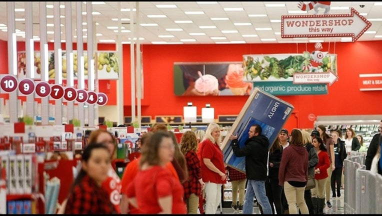GETTY Target holiday shopping-409162