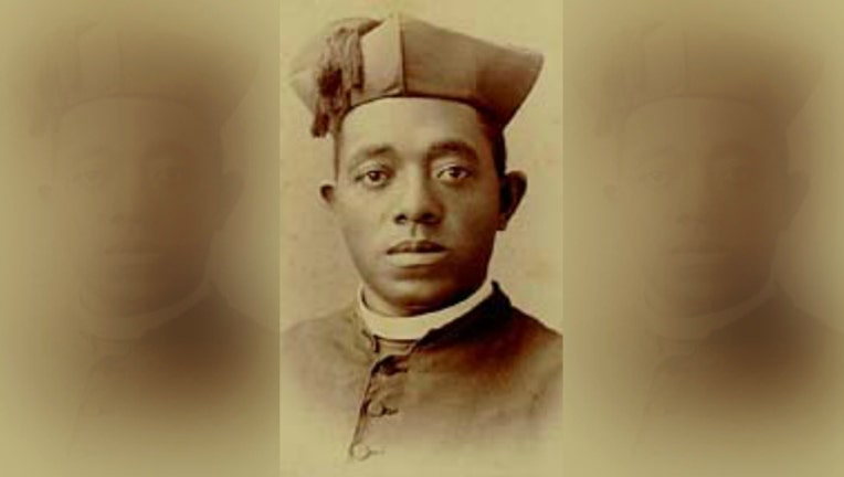 0f50be53-Father Augustus Tolton was the first African-American priest in the United States