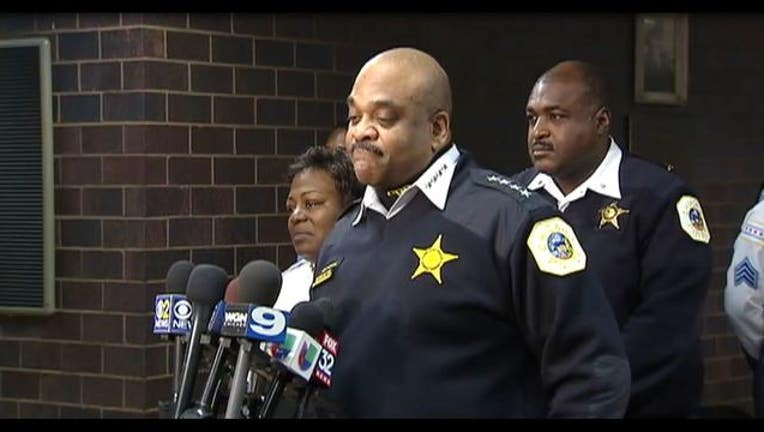 CPD Superintendent Eddie Johnson gets emotional when talking about the people who have offered to donate a kidney to him