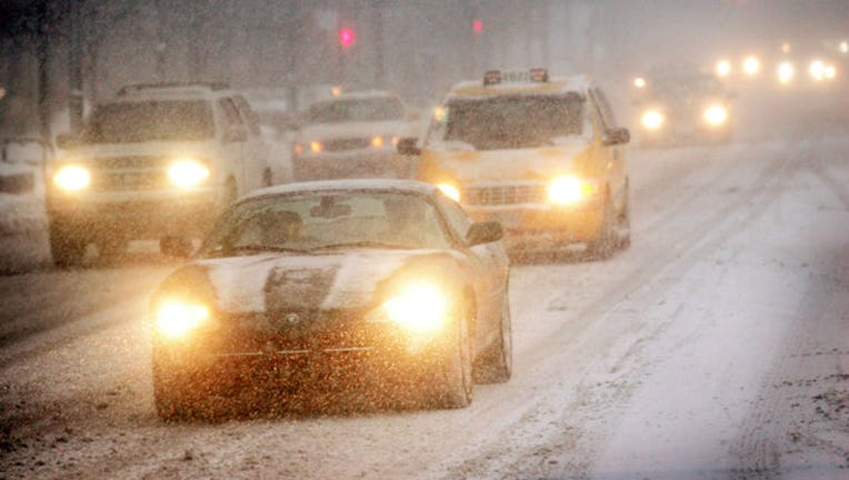 Up To 7 Inches Of Snow Forecast In Parts Illinois This