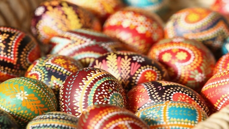 GETTY_EASTER EGGS-402429