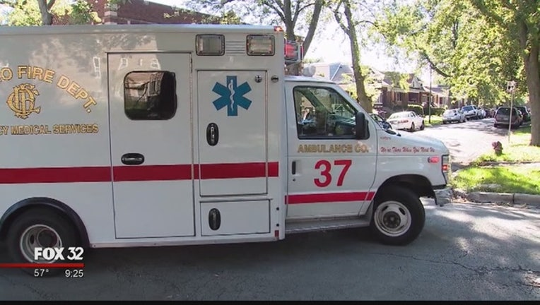 chicago ambulance