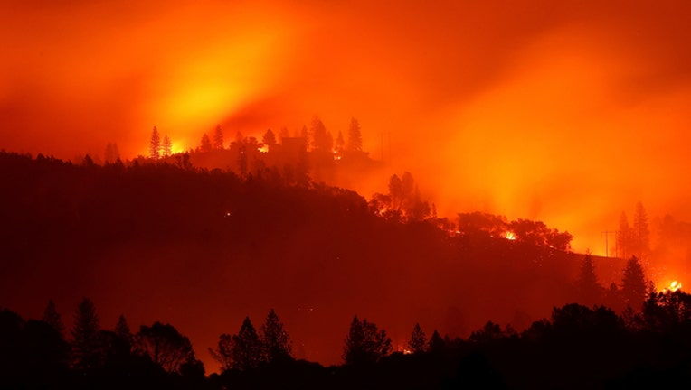 GETTY Butte County Wildfire 111218-408200-408200