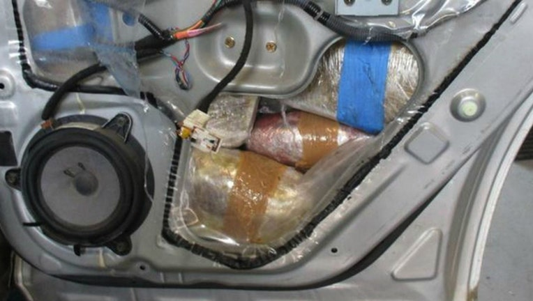 2550ec10-Customs and Border Protection image of drugs found at US Mexico Border