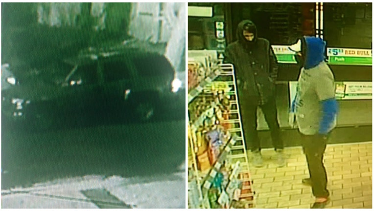 Northwest side robbery suspects