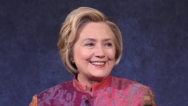 Hillary Clinton at Child Mind Institute Summit (GETTY)-408200
